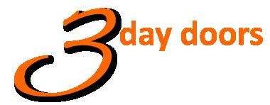 3 Day Doors
